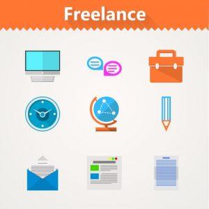 Freelance-icons